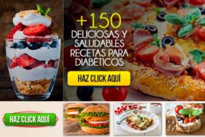 150 Recetas para diabeticos