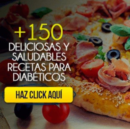 150 Recetas para diabéticos, ricas y saludables