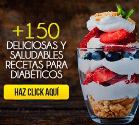 Recetas exquisitas para diabéticos
