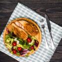 4) – Almuerzos A Domicilio