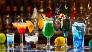 comidas y bebidas a domicilio
