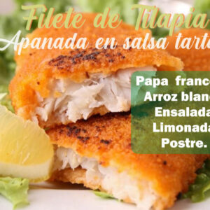 filete de tilapia