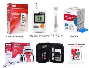 Glucometro - Medido de glucosa